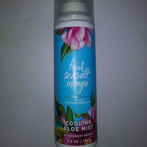 2/$10 Aloe Mist (Bath and Bodyworks)